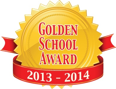 Golden School Award 2013-14 copy
