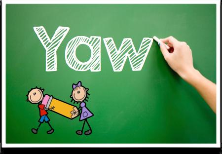 yaw logo