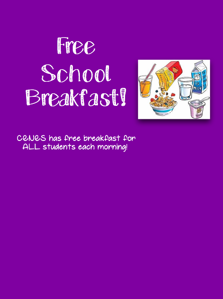 Free Breakfast for All Students All Year