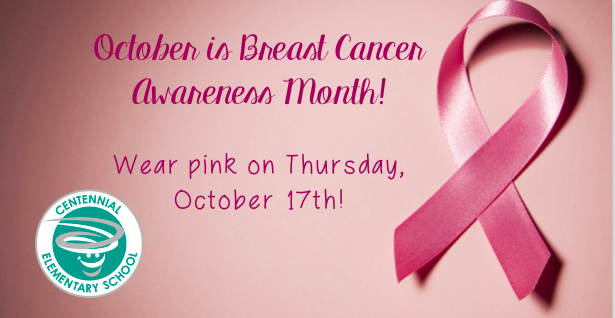 Breast Cancer Awareness – October 17th, 2019